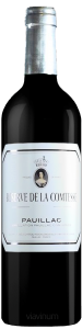 Complementary view of the bottle of Réserve de la Comtesse 2016. To buy this wine or to see the file, click on the image
