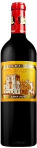Complementary view of the bottle of Château Ducru Beaucaillou 2016. To buy this wine or to see the file, click on the image