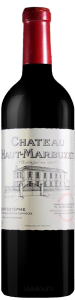 Complementary view of the bottle of Château Haut Marbuzet 2016. To buy this wine or to see the file, click on the image