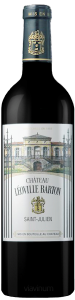 Complementary view of the bottle of Château Léoville Barton 2016. To buy this wine or to see the file, click on the image
