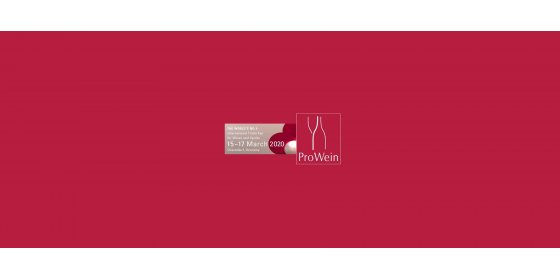 Prowein 2020 in Dusseldorf from March 15 to 17, 2020